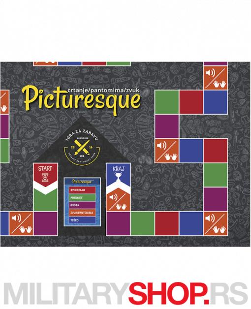 Pogađanje pojmova Picturesque - Pictionary