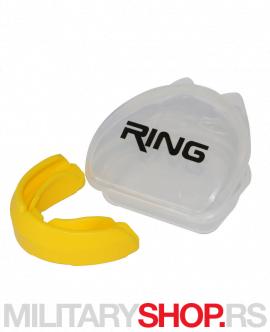 Zaštitna guma za zube žuta Ring