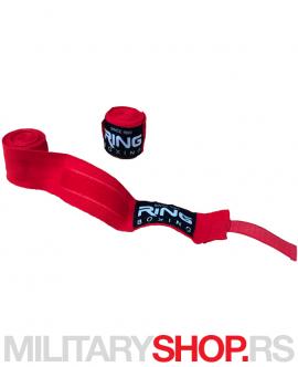 Sportski bandažeri za ruke crveni 5m