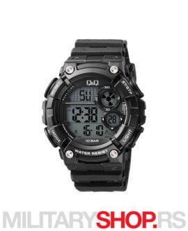 Digitalni muški crni ručni sat M191J003Y