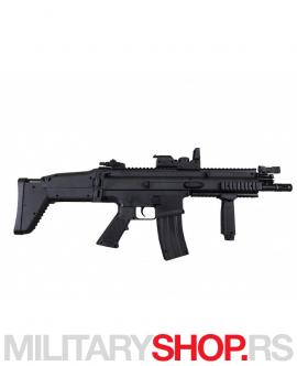 Set replika puške i pištolja FN Cybergun