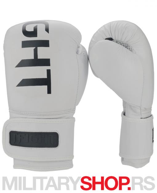 Techniko TFight bele rukavice bokserske 10oz