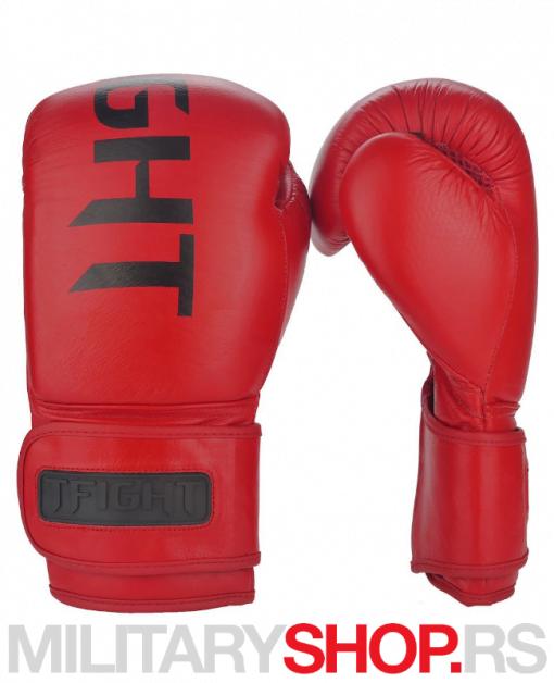Techniko TFight crvene rukavice bokserske 10oz