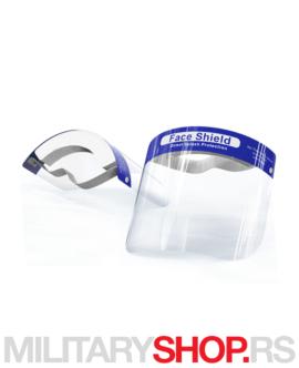Vizir za lice zaštitni VIZOR TL-001