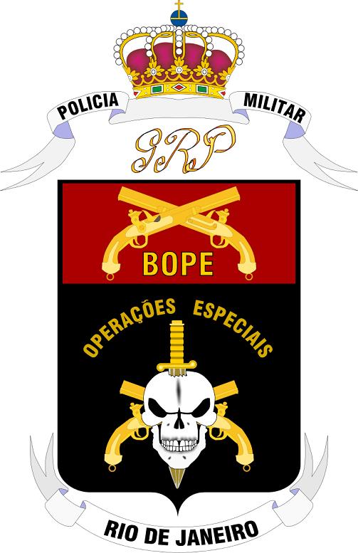 BOPE brazilska specijalna jedinica