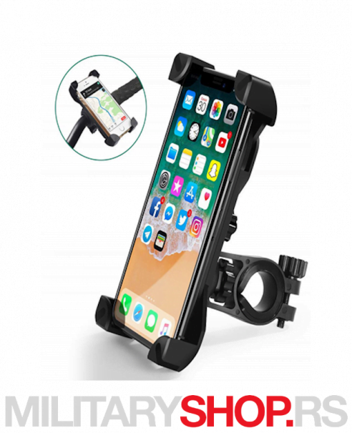 Držač telefona za bicikl i trotinet