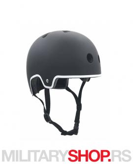 Kaciga za bicikl trotinet skateboard RX-H1-black