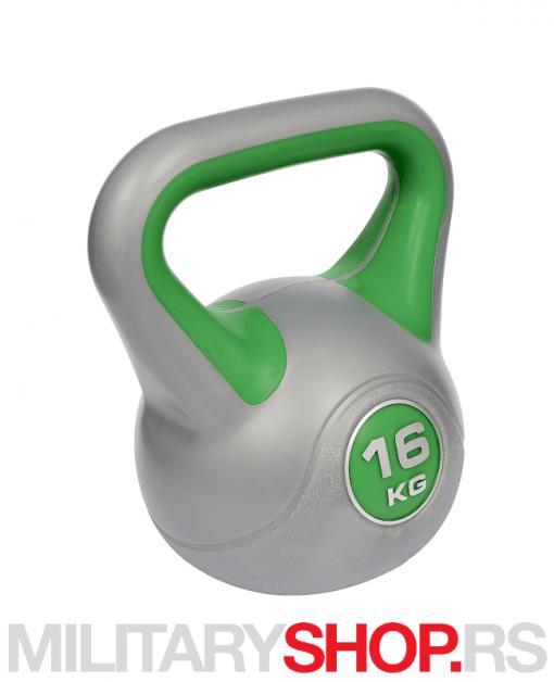 Teg rusko zvono 16kg Ring Kettlebell