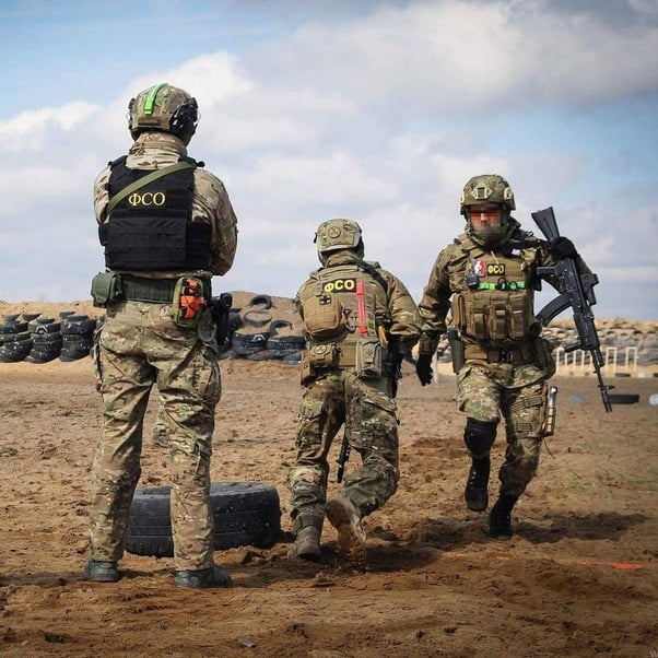Federalni servis zaštite Rusije - FSO