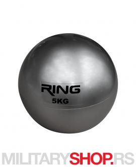 Ring SandBall medicinka za vežbanje 5kg