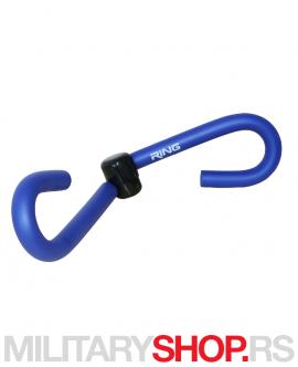 Sprava za vežbu nogu plava Ring