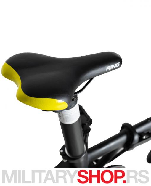 Električni bicikl sklopivi Ring RX16 crni 3
