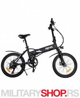 Električni bicikl sklopivi Ring RX20