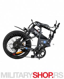 Električni bicikl sa Shimano menjačem RX20