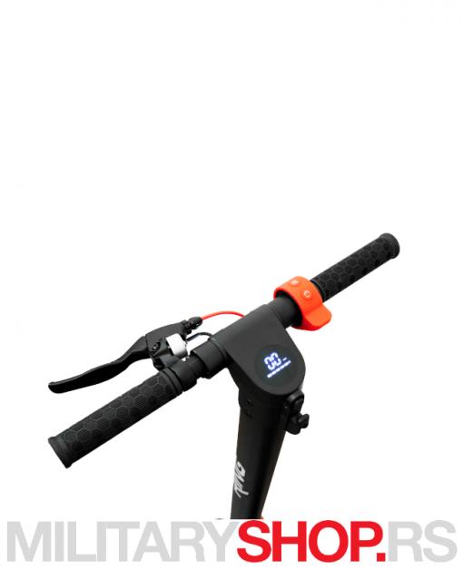 Električni trotinet sa zamenljivom baterijom RX8-Black