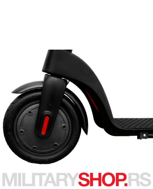 Električni trotinet sa zamenljivom baterijom RX8-Black 2