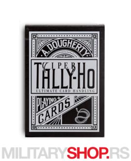 Špil karata Tally Ho Viper Fan