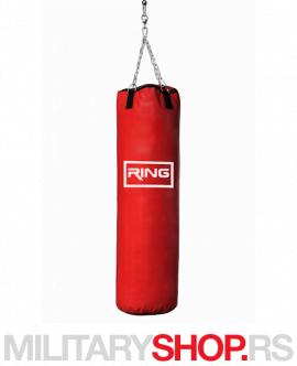 Džak za boks Ring crveni 128x35