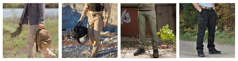 Pentagon Pantalone