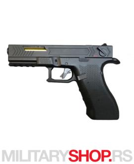 Replika pištolja Glock G18 Cyma CM.131S