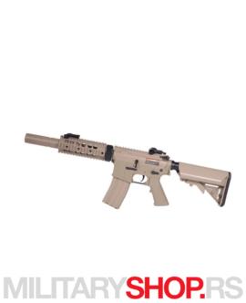 AEG M4 puška Cyma CM.513 tan