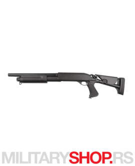 Airsoft replika puške M870 Cyma CM.353