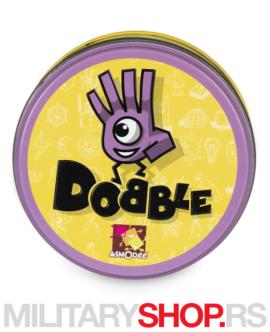 Igra memorije za decu Dobble