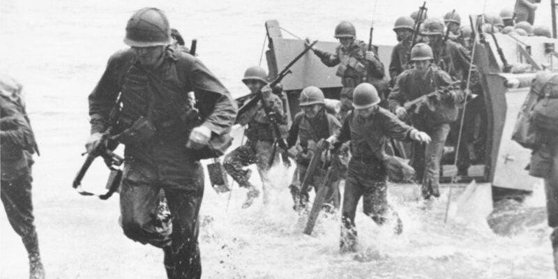 Mihajlo Pejić heroj među marincima
