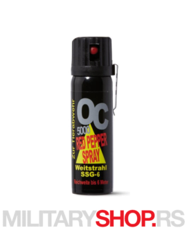 Sužavac biber-sprej OC5000 63ml Mlaz 6m