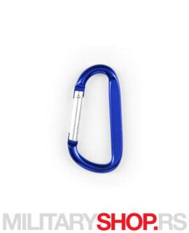 Plavi privezak za ključeve Karabinjer