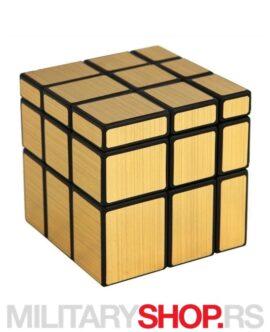 RUBIKOVA KOCKA SHENGSHOU MIRROR GOLD 3X3X3