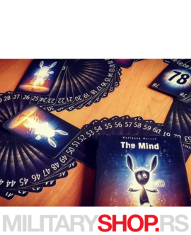 Društvena igra na srpskom The Mind
