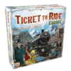 Društvena igra Ticket To Ride Europe