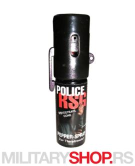 KKS biber sprej Police RSG 15ml