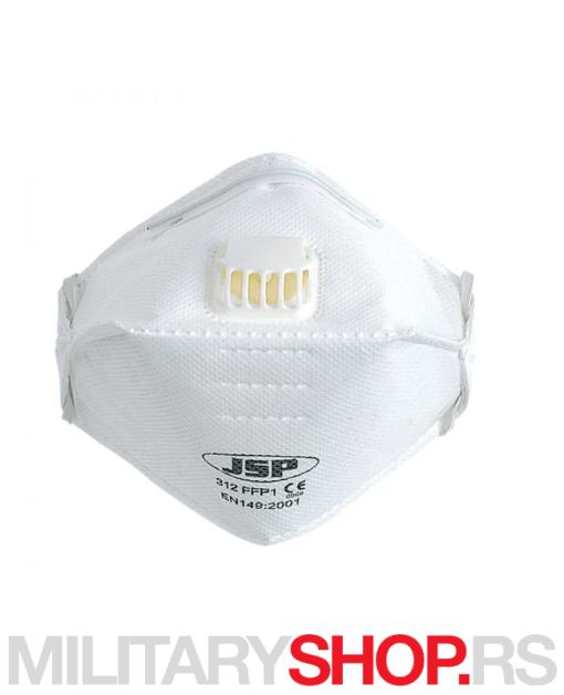Zaštitna maska s ventilom JSP 312