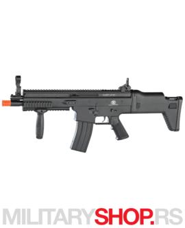 Airsoft replika puške FN SCAR-L spring