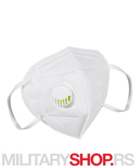 Zaštitna maska sa filter ventilom KN95