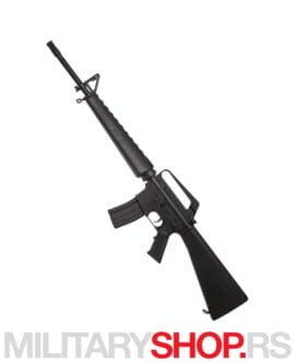 Replika puške M16A1 full metal Cyma