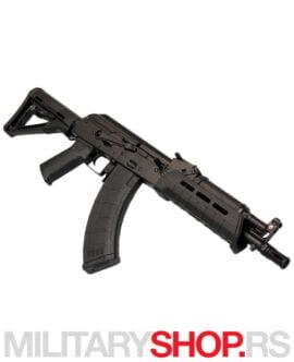 Airsoft AEG replika AK-74U Full Metal