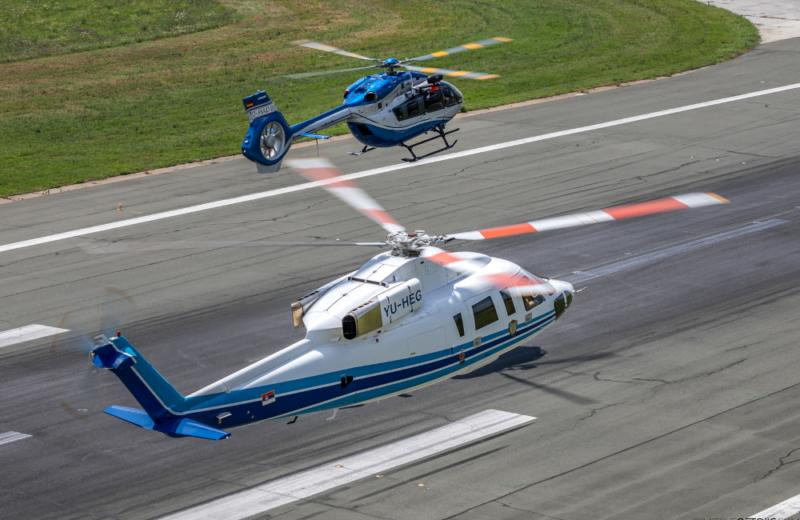Istorijat Helikopterske jedinice