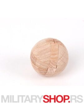 Mensa drvena igra za mozganje Tricky