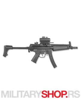 Airsoft puška Hekler AEG BT5 A5