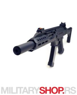 Airsoft replika puške AEG CZ Scorpion