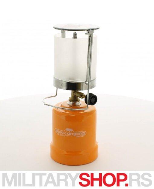 Plinska lampa Eurocamping 1069