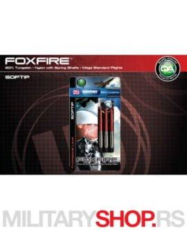 Strelice od volframa Foxfire Steeldart
