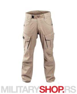 Taktičke pantalone Rip-Stop bež boje