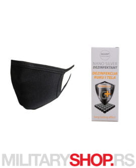 Nano Silver Maske za sigurnu zaštitu