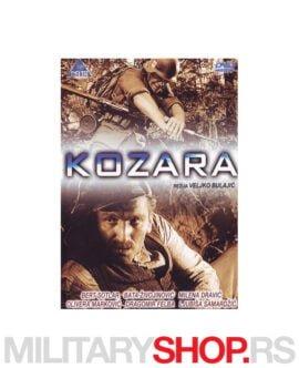 Kozara film DVD