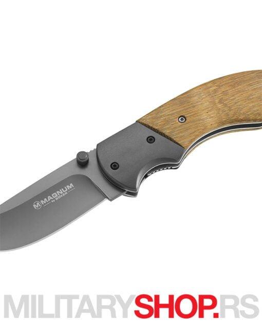 Boker Magnum nož Pioneer Wood