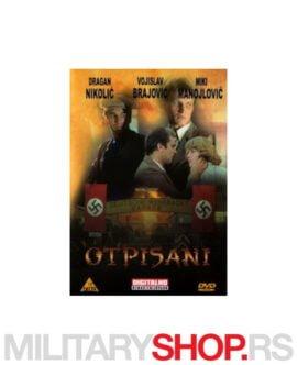 Otpisani film DVD izdanje